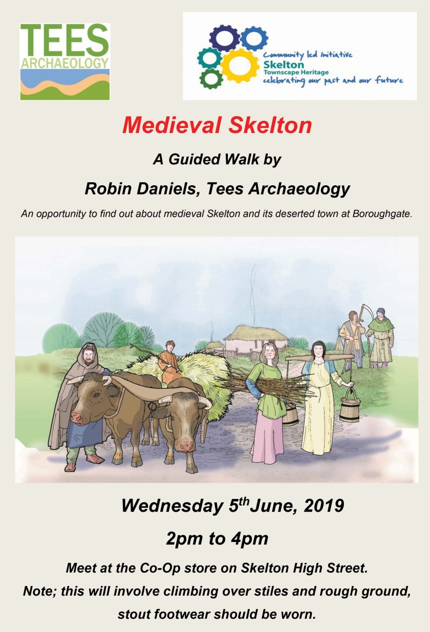 STH-IMG-236-Poster - Medieval Skelton - Guided walk June 5th 2019